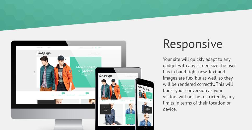 Shopsys - Designer Clothing Magento Theme