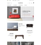 Furniture Magento Template 58511