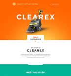 Landing Page  Template 58515