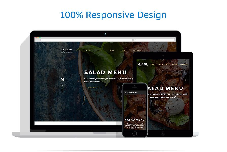 Modèles HTML5 Café et Restaurant #58527