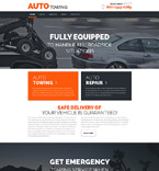 Cars WordPress Template 58528