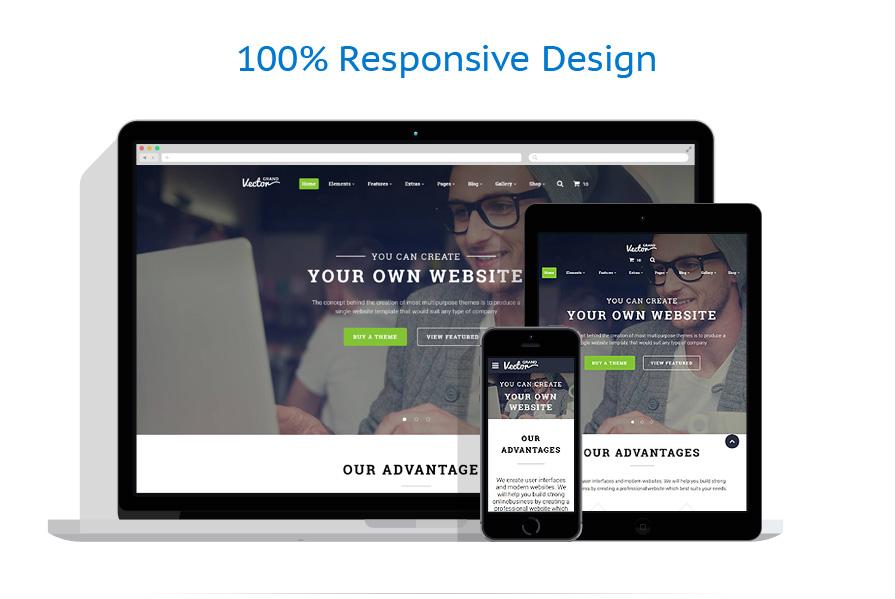 Modèles HTML5 Affaires #58530