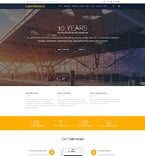 Architecture Website  Template 58533