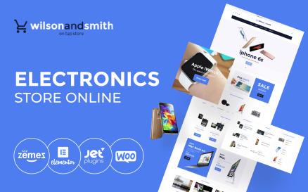 Electronics - Advanced Electronics Store Online WooCommerce Theme