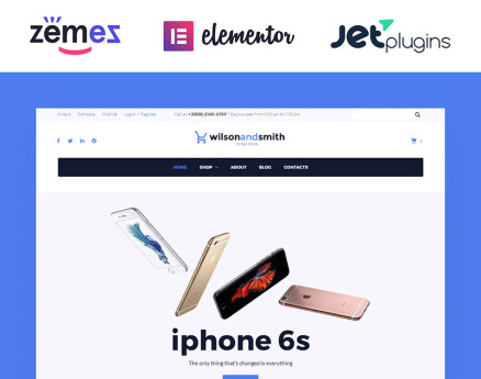 Tech Gadget WooCommerce Theme