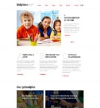 Education Joomla  Template 58577