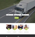 Landing Page  Template 58587
