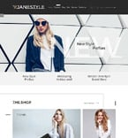 Fashion Shopify Template 58599