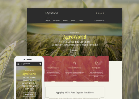 Agriculture Responsive