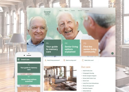 Aged Care Site
