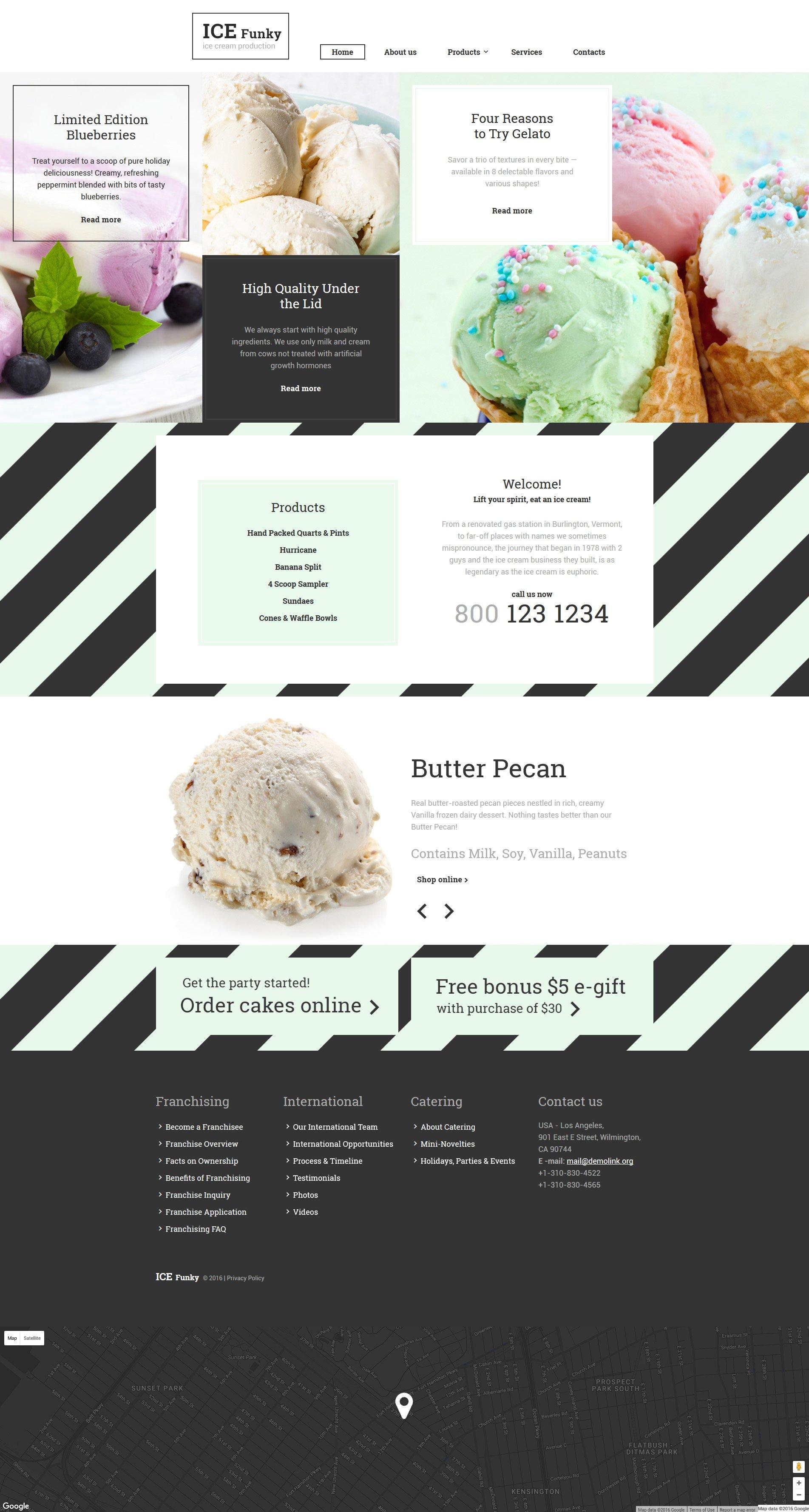 Website templates & themes topdesigninspiration.
