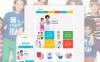 Magento тема детские товары №58581 New Screenshots BIG
