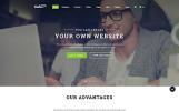 """Tema Siti Web Responsive #58530 """"Grand Vector - Studio di Design Multifunzione"""""""