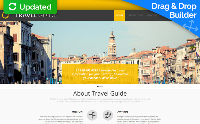 Travel guide responsive moto cms 3 template 58554 travel guide responsive moto cms 3 template new screenshots big maxwellsz