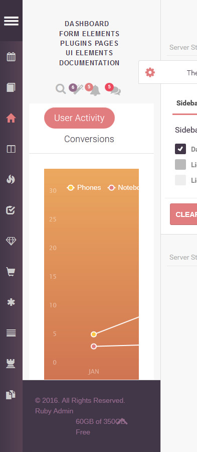 Template #58606 Webmasters Component Bootstrap - Smartphone Layout 2