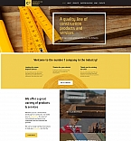 Architecture Moto CMS 3  Template 58617