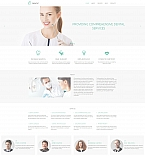 Medical Moto CMS 3  Template 58620