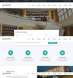 58633 Real Estate Website Templates