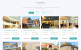 Real Estate - Efficient Housing & Accommodation Multipage HTML Template Web №58633