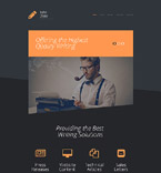 Books Website  Template 58636