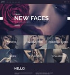 Fashion WordPress Template 58639