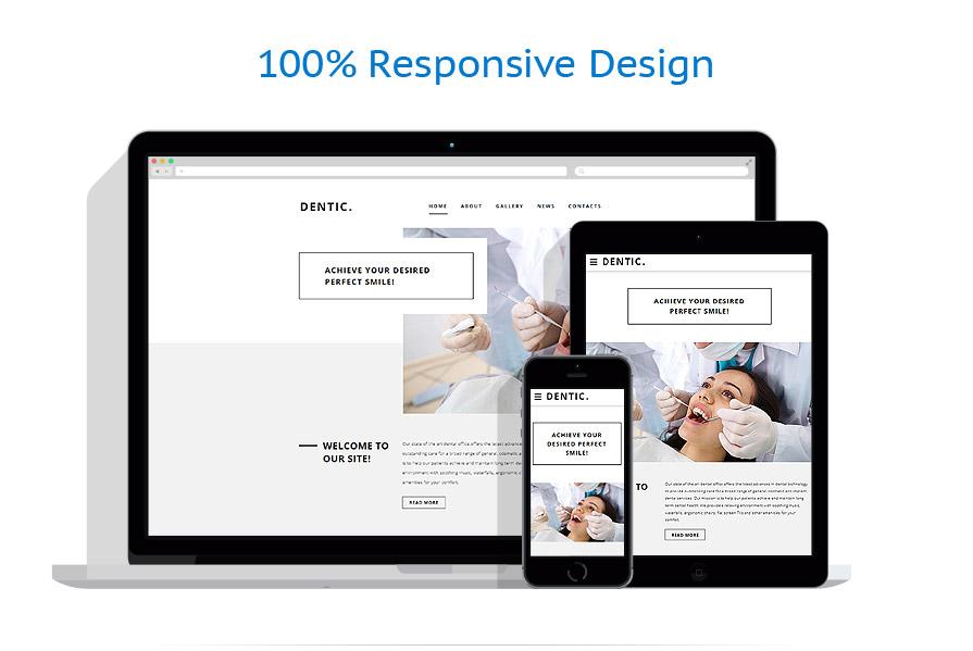 Modèles HTML5 Médical #58646
