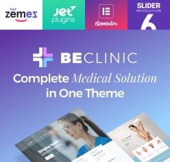 Medical & Healthcare Website Templates | Medical Web Designs