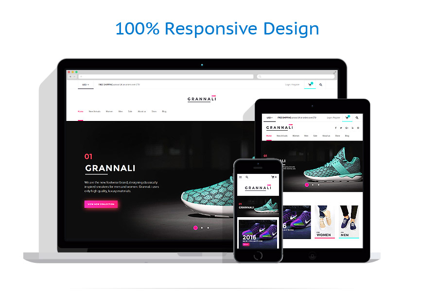 WooCommerce Themes Mode #58662