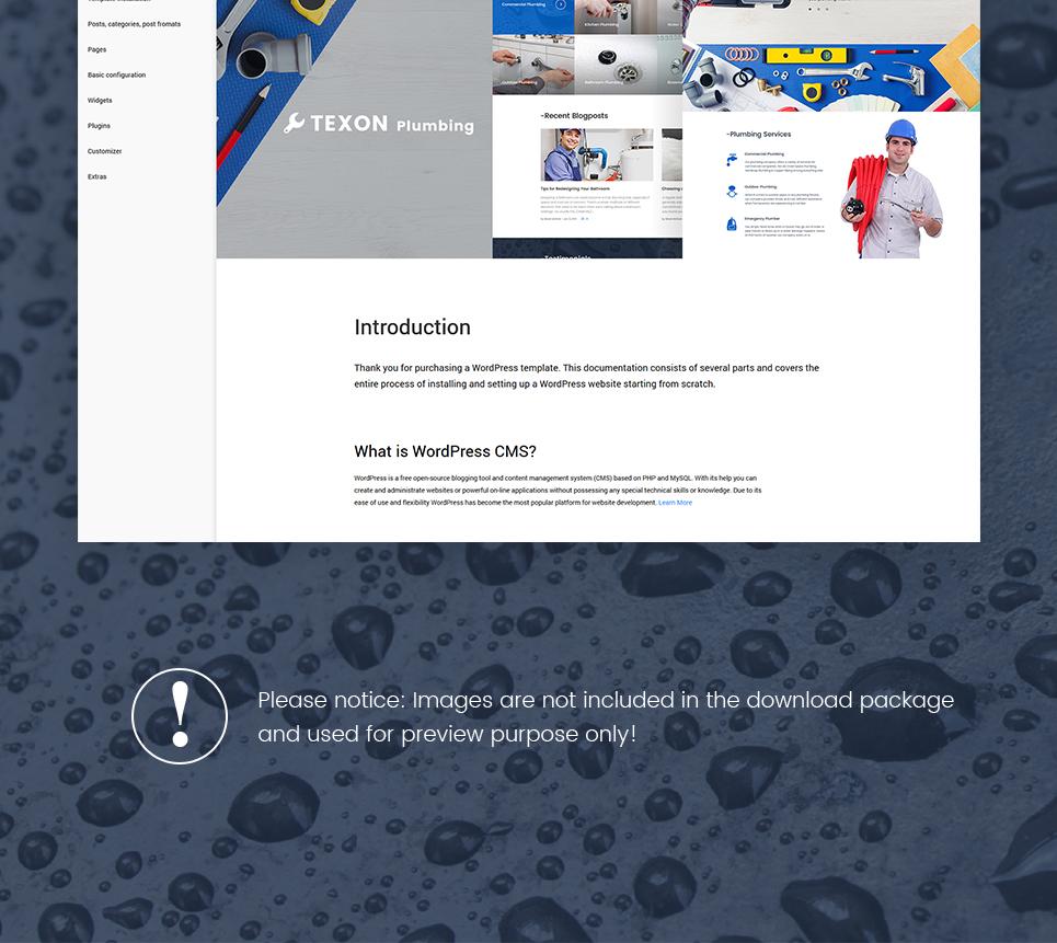 Plumbing WordPress Theme