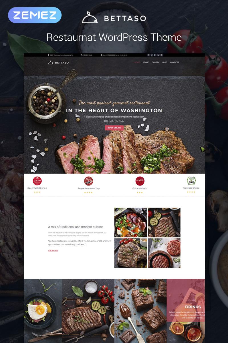 WordPress Theme/Template 58667 Main Page Screenshot