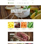 Agriculture WooCommerce Template 58670