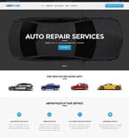 Cars WordPress Template 58676