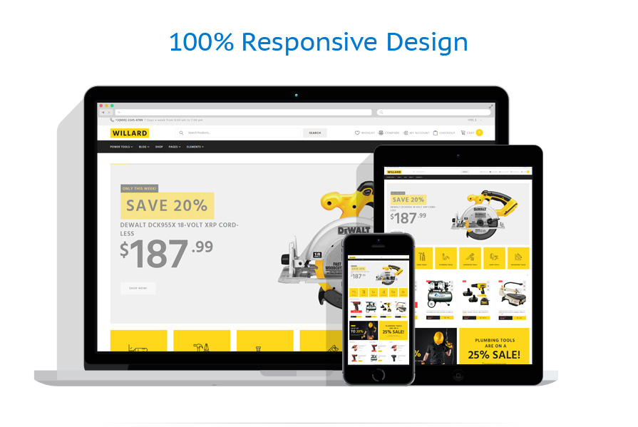 WooCommerce Themes Most Popular #58679