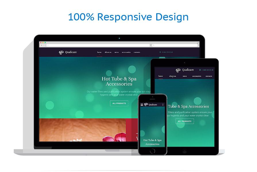 Modèles HTML5 Beauté #58680