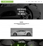 Cars Moto CMS 3  Template 58681