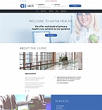 Medical Moto CMS 3  Template 58686