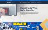 Адаптивний WordPress шаблон на тему сантехніка New Screenshots BIG