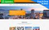 Cement Responsive Moto CMS 3 Template New Screenshots BIG