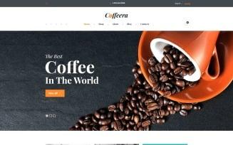 Coffee Shop WooCommerce Theme