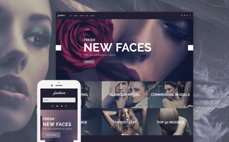Fashion Spot WordPress Theme New Screenshots BIG