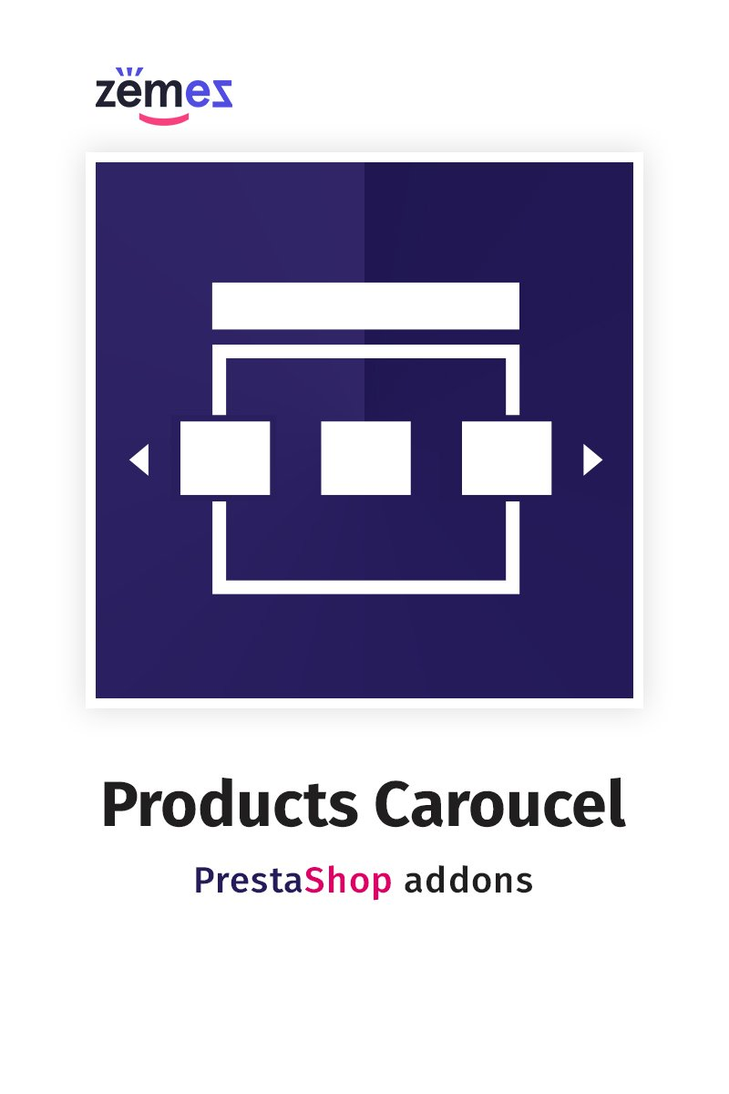 Home Carousel PrestaShop Module - screenshot