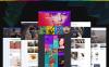 Комплект GPL шаблонів для WordPress на тему блог про моду New Screenshots BIG