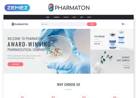 Drugstore Site