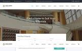 Plantilla Web para Sitio de Agencias inmobiliarias
