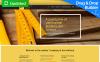 Responzivní Moto CMS 3 šablona na téma Stavební společnosti New Screenshots BIG