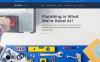 Reszponzív Texon Plumbing - Maintenance Services & Plumbing WordPress sablon New Screenshots BIG