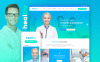 Tema WordPress Responsive #58677 per Un Sito di Settore Medico New Screenshots BIG