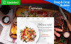 Templates Moto CMS 3 Flexível para Sites de Restaurante Italiano №58610 New Screenshots BIG