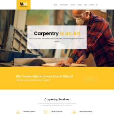 Handicraft Ecommerce Website Wordpress Themes Template Monster