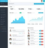 Admin  Template 58708